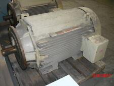 300 HP General Electric AC Electric Motor 1800 RPM Fr 509LLC TEFCBB 460 V New