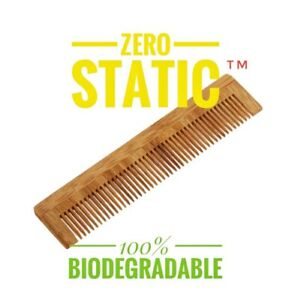 Wooden Comb Professional Prime handmade hair beard mustache Pocket Biodegradable