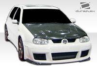 99-05 Volkswagen Golf GTI Duraflex Velocity Side Skirts Rocker Panels 2pc 104522