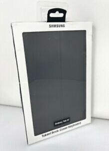 NEW Samsung - Galaxy Tab S7 Book Cover Keyboard - EF-DT870UBEGUJ - Black