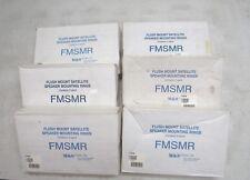 New (12) FMSMR Mounting rings for M&S FMS & FMSM Music Speakers