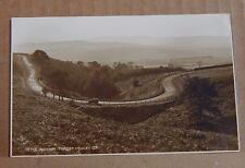 Postcard Radnor Forest Vintage Car Real photo Judges Card posted 1931