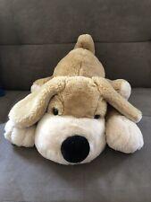 "Original FAO Schwartz Patrick The Pup 22"" Plush Dog"