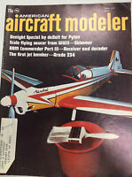 Aircraft Modeler Magazine Denight DeBolt For Pylon June 1972 040917nonrh2