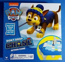 Paw Patrol Don't Drop Chase Action Board Game Break Ice Blocks Educational NEW