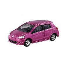 Takara Tomy Tomica #23 Mitsubishi Mirage Purple 1/59 Diecast Car Vehicle Toy