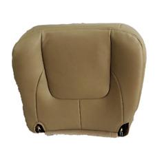 02.05 Dodge1500,2500,3500-Ram V8 GAS Diesel Deriver Bottom LeatherSeat coverTAN