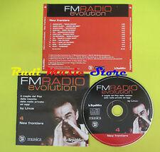 CD FM RADIO EVOLUTION 4 compilation PROMO 2003 MARVIN GAYE PALMER (C3*) no mc