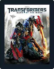 Transformers: Dark of the Moon (Blu-ray Disc, Steelbook Only  Best Buy)