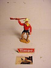 Soldatino Toy soldier Timpo Cowboy scala 1:32