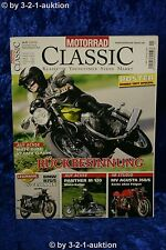 Motorrad Classic 1/10 Moto Guzzi V7 Cafe MV Agusta 350/6 Panther