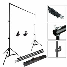 Adjustable Photography Studio Background Support Stand Photo Crossbar Studio Kit