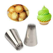 Accessories Ice Cream Tool Cake Decorating Baking Mold Icing Piping Nozzles