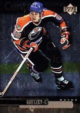 1999-00 Upper Deck Gold Reserve #7 Wayne Gretzky
