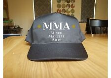 Printed Baseball Cap MMA Mixed Martial Arts Sport Vintage Fashion Caps New Gift