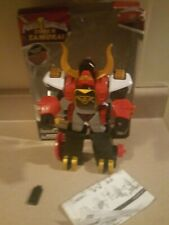 Power Rangers Bull Megazord Action Figure