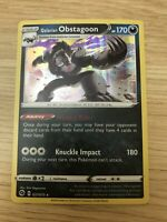 GALARIAN OBSTAGOON 037/073 — Mint/nm — Pokemon TCG Champion's Path