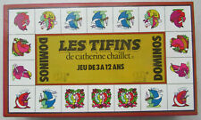 Dominos Les Tifins de Catherine Chaillet TF1 / Jeu de 3 à 12 ans
