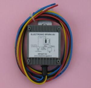 Electronic Spark 6v