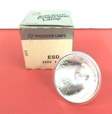 ESD MR16 150W 120V Photo Stage Projection LIGHT BULB Studio NOS NEW LAMP
