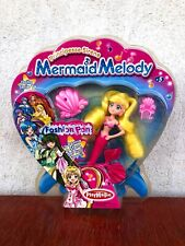 Mermaid Melody Pichi Pichi Pitch Lucia Giochi Preziosi mini Doll Pen bambola