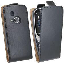 étui pour portable accessoires de couverture protection Noir Nokia 3310 (2017) @