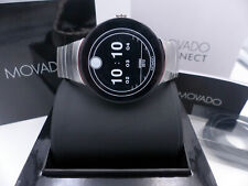 Movado Connect 3660017 46.5mm Stainless Steel Bracelet Smart Unisex Watch