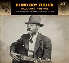 BLIND BOY FULLER-VOLUME ONE 1935-1938 (UK IMPORT) CD NEW