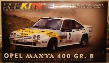 1984 Opel Manta 400 Gr. B Tour de Corse 1:24 Belkits 008 neu 2018
