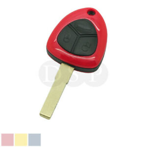 New Remote Car Key Case Shell fit for FERRARI 458 Italia FF 599 GTB 3 Button Fob