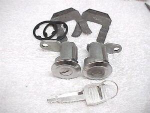 New Door Locks & Keys Fits 1997 - 2009 Ford Sterling Truck & Some Freightliners