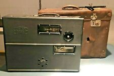 New ListingRare Zeiss Ikon 1930s Vintage Portable 35mm Movie Film Projector Military Field?