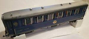 LGB 31655 - Orient Express 1st Class Pullman Car - G Scale - Passenger Car