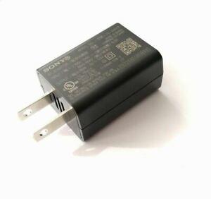 5V 1.5A AC-UUD12/11 USB-AC Adaptor for Sony A7 A7R A7R II A7S II RX100 RX10 II