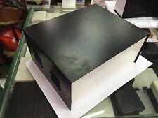 "DIY Metal Instrument Electronic Project Enclosure box Transformer Case 9""x7.5""x4"