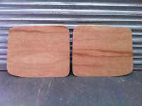 VW T5 SWB LWB interior panels back barn door window cards 6mm plyline ply lining