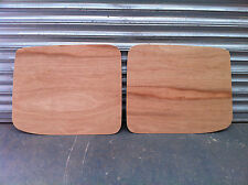 VW T5 SWB LWB interior panels back barn door window cards 6mm plyline ply lining