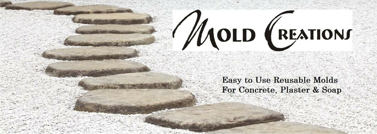 CONCRETE, PLASTER & SOAP MOLDS