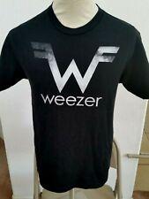 Weezer Panic At The Disco Andrew McMahon 2016 Summer Tour Shirt, Size Medium