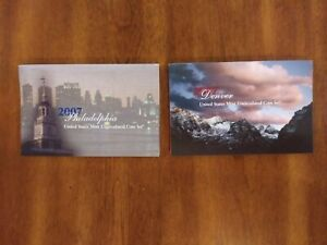 2007 United States P & D Mint Uncirculated Coin Set 28 Coins