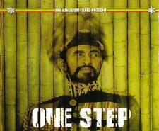 JAH KINGDOM ONE STEP REGGAE ROOTS & CULTURE MIX CD