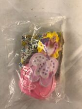 1990 NIP  McDonald's Happy Meal Toys Cake Toppers Costume Ball Barbie