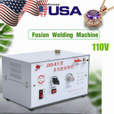 Multifunction JX5-8 Jewelry Welding Machine Tools Melting Welding Equipment 110V