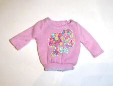 Barbie Fashion Pink Top Outfits For Barbie Dolls fn903