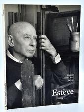 ESTEVE à la galerie Louis Carré & Cie, 1994. AQUARELLES