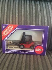 Siku 1717 Forklift Truck Super Series 1:55