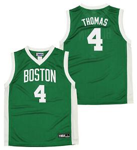 Outerstuff NBA Youth (8-20) Boston Celtics #4 Isaiah Thomas Player Jersey