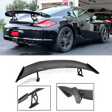 For 04-12 Porsche 987 Boxster & Cayman GT4 Style ABS Rear Trunk Wing Spoiler New