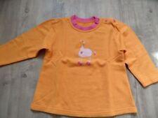 JAKOO schönes Sweatshirt Pferd orange Gr. 92/98 NEUw.  ST817