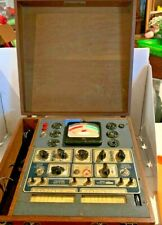 Hickok T53 Micromhos Dynamic Mutual Conductance Tube Tester w/ Instructions
